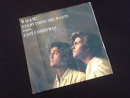 Vinyle 45 Tours  Wham !  Eveything She Wants  (1984) - Jazz