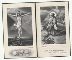 Dp. Jan GORSSEN Bree 1911 Priester Luik Gingelom Huibrechts-Lille Rutten Genk 1955 Oud-strijder 40/45 - Images Religieuses