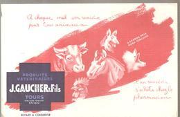 Buvard J. GAUCHER & FILS à Tours Produits Vétérinaires - Animaux