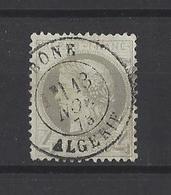 FRANCE  YT  N° 41  Obl  (oblitération Algérie)   1870 - 1870 Emission De Bordeaux