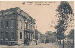 Cpa Belgique Tongres Tribunal & Place D'armes - Other