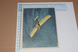 Aviation Avion La Conquête Du Ciel S 8 I 22 Pégoud, Premier Pilote Virtuose, Sur Son Blériot 1913 - Artis Historia