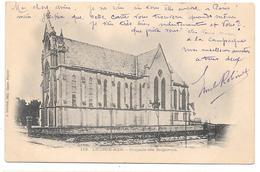 """14 - LUC SUR MER - Chapelle Des Baigneurs - Ed. J. Bréchet, Caen N° 118 - Cpa """"précurseur"""" Nuage 1903 - Luc Sur Mer"""