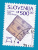 SLOVENIA 1998  Kumrova Miza Michel 246 Used Stamp - Slovénie