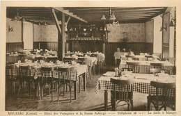 15* MAURIAC Hotel Des Voyageurs             MA84,1032 - Mauriac