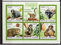 2009 - COMORES - Catg.. Mi. 2460/2464 - NH - (CW1822.10) - Isole Comore (1975-...)