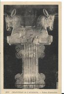ART ASSYRIEN PERSE PARIS LOUVRE PALAIS D ARTAXERXES CHAPITEAU DE  L  APADANA - Iran
