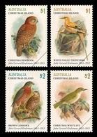 Christmas Island 2018 Mih. 892/95 Paintings And Fauna. Birds On The Lithographs Of John Gerrard Keulemans MNH ** - Christmas Island