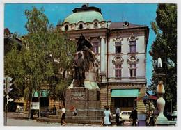 LJUBLJANA               (VIAGGIATA) - Jugoslavia