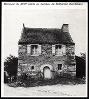 1981  --  DEMEURE DU XVIIIe SIECLE AU HAMEAU DE BREHARDEC  3Q421 - Old Paper