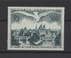 FRANCE  YT  PA N° 20  Neuf **  1947 - Airmail