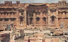 Baalbek Baalbeck Archéologie - Liban