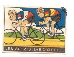BK96 - IMAGE VACHE QUI RIT - CYCLISME - Cycling
