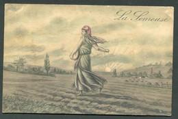 LA SEMEUSE - Fancy Cards