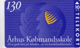 Denmark, JP 037,Aarhus Commercial School, Mint Only 4.000 Issued. - Denmark