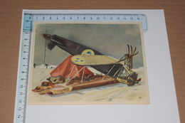 Aviation Avion La Conquête Du Ciel S 8 I 26 Le Tente Rouge De L'expédition Nobile - Artis Historia