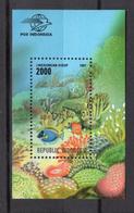1997 - INDONESIA - Catg.. Mi. 1704 - NH - (CW1822.10) - Indonesia