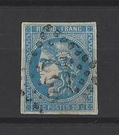 FRANCE  YT  N° 45  Obl  1870 - 1870 Emission De Bordeaux