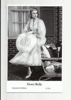GRACE KELLY - Film Star Pin Up PHOTO POSTCARD - 61-341 Swiftsure Postcard - Künstler