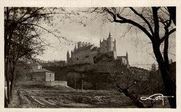 SEGOVIA. ALCAZAR LOTY - Segovia