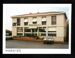 2004  --  MAZIERES 79  AGENCE DU CREDIT AGRICOLE  3Q424 - Non Classés