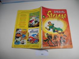 SPECIAL STRANGE EDITION LUG N° 44  // X MEN /// L'ARAIGNEE /// LA CHOSE ///C6 - Special Strange