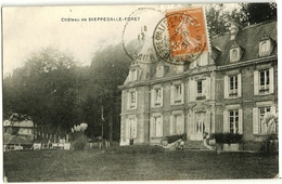Château De DIEPPEDALLE-FORET, Envoi 1931 - France