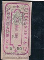 T.F.Effets De Commerce N°260 - Fiscaux