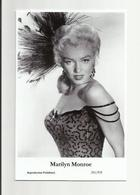 MARILYN MONROE - Film Star Pin Up PHOTO POSTCARD - 201-878 Swiftsure Postcard - Artistes