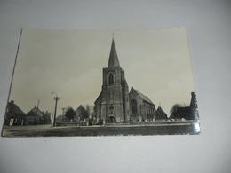 Diksmuide:nieuwkapelle Kerk En Marktplein En Nieuwstraat - Diksmuide