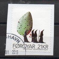 FEROE - FAROE - Sur Fragment - Oblitéré - Unstuck - Stamped - 2012 - EGG PROCESSION - PROCESSION DE L'OEUF - - Islas Faeroes
