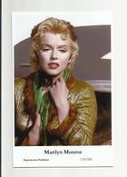 MARILYN MONROE - Film Star Pin Up PHOTO POSTCARD - C33-102 Swiftsure Postcard - Artistes