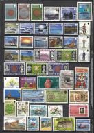 Q700-LOTE SELLOS GUERNESEY ISLAS CANAL CON NOVEDADES,BUEN VALOR BONITOS SELLOS - Guernsey