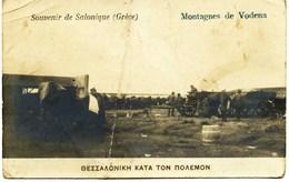 5032 - Gréce  - SALONIQUE  : MONTAGNES  De  VODENA      - Circulée En 1927 - Grèce