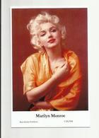 MARILYN MONROE - Film Star Pin Up PHOTO POSTCARD - C33-104 Swiftsure Postcard - Artistes