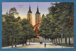 BRESLAU BRESLAVIA DOM UNUSED - Polonia