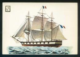 Ed. Fisa. Serie *Historia Del Mar* Nº 10. Dep. Legal B. 24797-XIV. Nueva. - Barcos