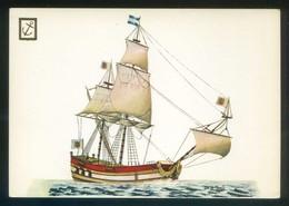 Ed. Fisa. Serie *Historia Del Mar* Nº 7. Dep. Legal B. 24889-XIV. Nueva. - Barcos