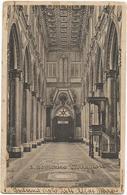 W566 Napoli - Basilica Di San Domenico Maggiore - Interno Visto Dall'Altare Maggiore / Non Viaggiata - Napoli