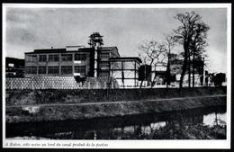 1965  --  REDON  USINE DE PECTINE AU BORD DU CANAL   3Q431 - Non Classés