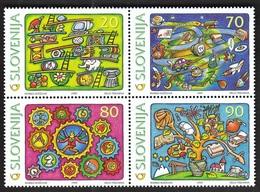 1999 Slovenia Chess Toys MNH ** - Schaken