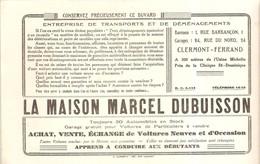 Buvard LA MAISON MARCEL DUBUISSON à Clermont-Ferrand Achat, Vente, échange De Voitures Neuves Et D'occasion - Automotive