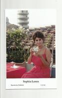 SOPHIA LOREN - Film Star Pin Up PHOTO POSTCARD - C4-141 Swiftsure Postcard - Künstler