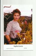 SOPHIA LOREN - Film Star Pin Up PHOTO POSTCARD - C4-144 Swiftsure Postcard - Artistas