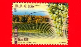 ITALIA - Usato - 2015 - Made In Italy: Vini DOCG - Lison (Friuli Venezia Giulia-Veneto) - Portogruaro (VE) - 0,95 - 6. 1946-.. Repubblica