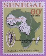SENEGAL ANNEE 1976 YT 432 NEUF - Sénégal (1960-...)