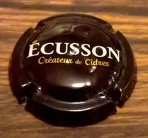 Capsule Cidre Ecusson Créateur De Cidres - Capsules & Plaques De Muselet