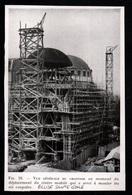 1947  --  PARIS  L EGLISE SAINTE CLOTILDE EN COURS DE CONSTRUCTION   3Q434 - Non Classés