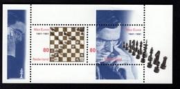 2001 Netherlands Chess MNH ** - Chess