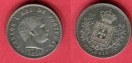 500 REIS CARLOS I ( KM 535)  TTB 20 - Portugal